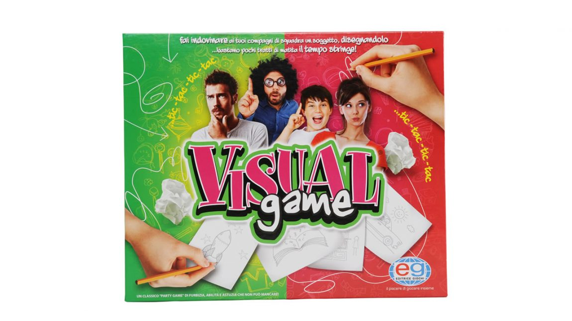 Visual Game new