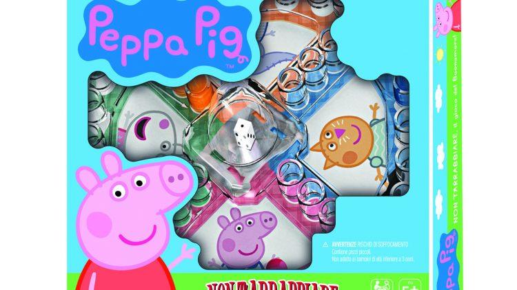 PEPPA PIG, Non T'arrabbiare