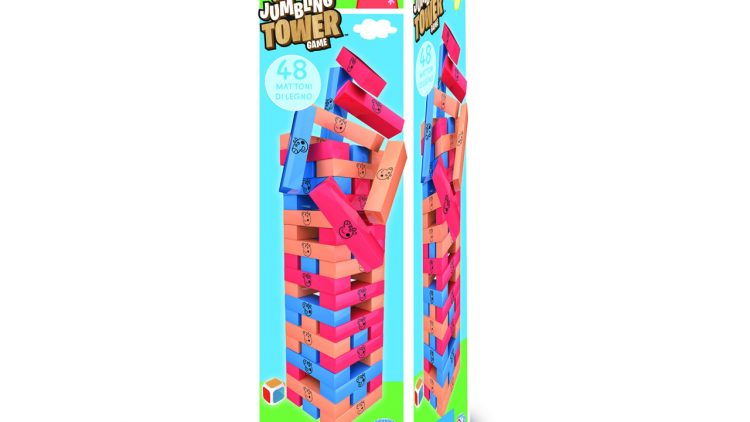 PEPPA PIG Torre in legno