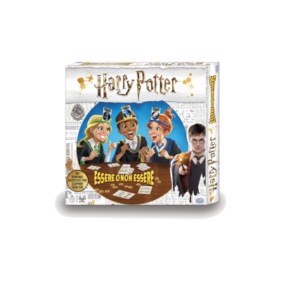 ESSERE O NON ESSERE Harry Potter