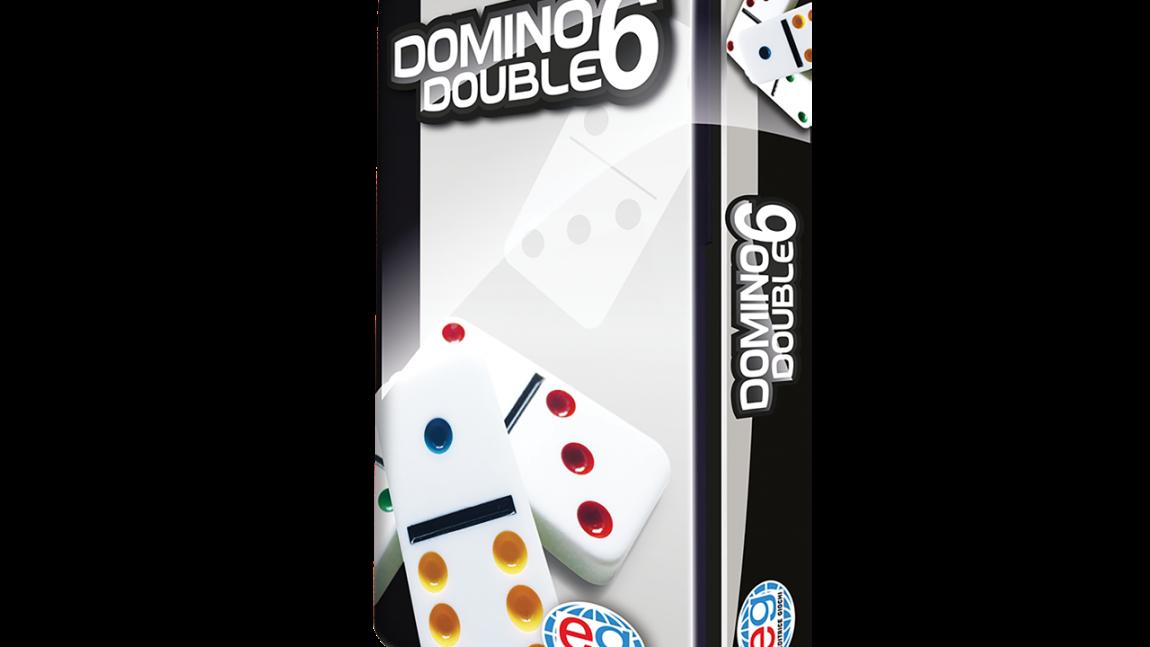 Domino Travel in confezione di metallo