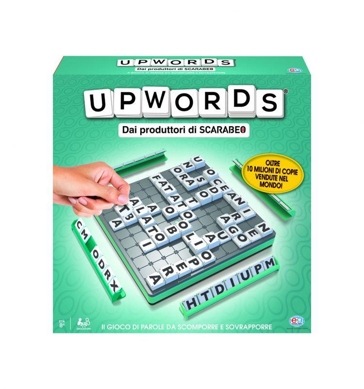 UPWORDS, dai produttori di Scarabeo